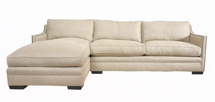simple and clean sectional