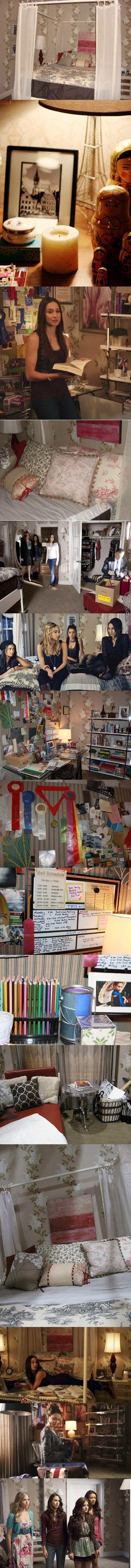 Spencer's Room in Pretty Little Liars | Pretty Little Liars