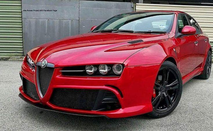 Alfa Romeo 159 No Instagram 159 Giulia アルファロメオ オートモービル スポーツカー