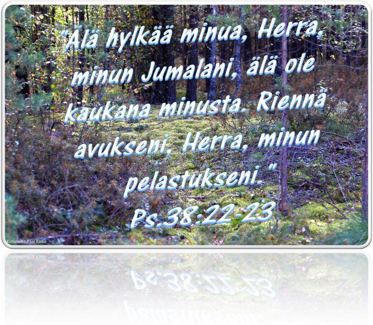 Ps.38:22-23