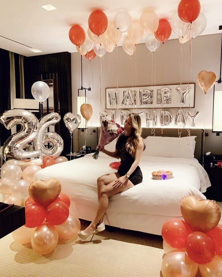 12+ Hotel room birthday decoration service information