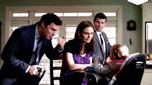 "When he was a wonderful house ""guest."" 