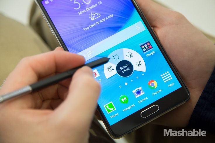 Galaxy Note 4 is impressive. Mine is due to arrive soon....