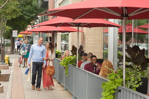 A cohesive guide to Denver's Cherry Creek neighborhood