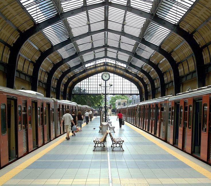 Metro Station..