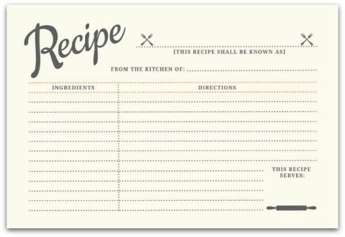 Receptkaarten_vork en mes_foodblog_eten volgens mij