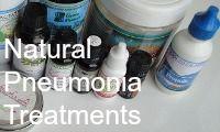 Natural Pneumonia Treatments