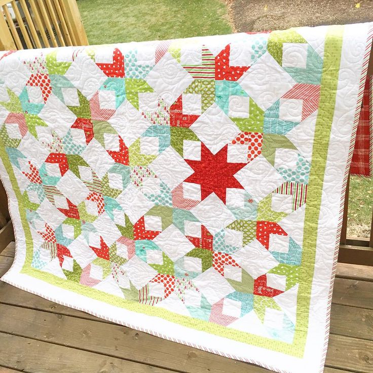 391 Best A Quilt Stars Images On Pinterest Star Quilts