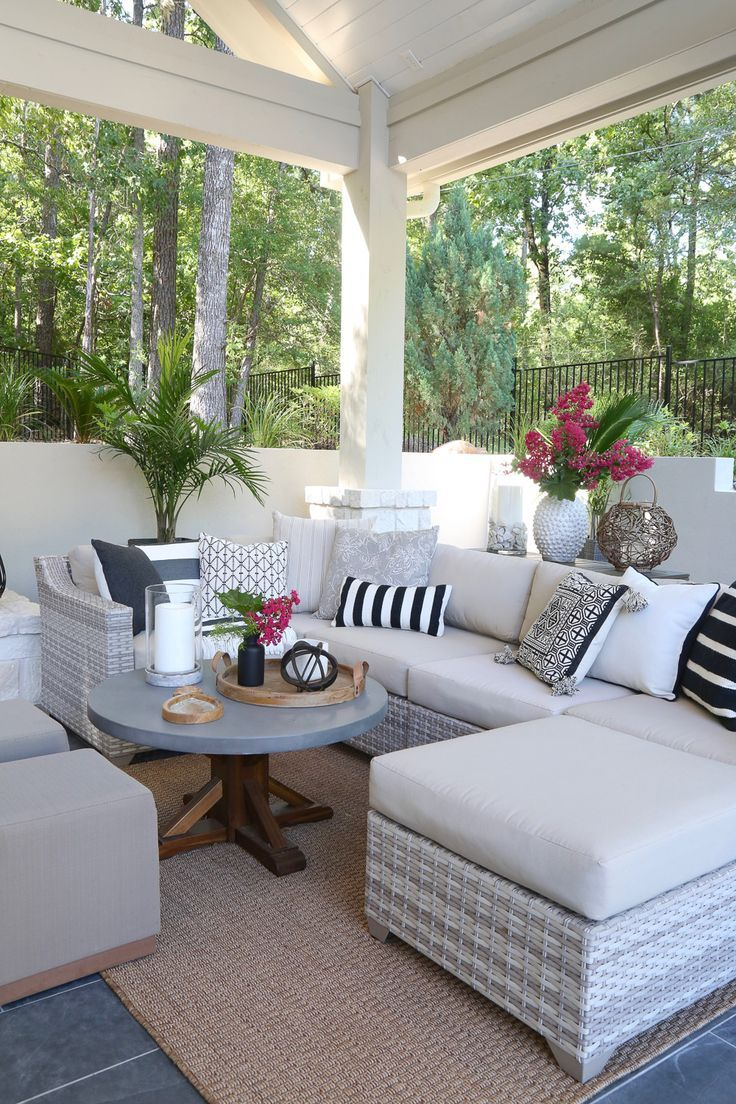 5 Minute Outdoor Decorating Tips And Tricks Patio Decor Patio