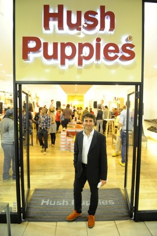HemingwayDesign for Hush Puppies Launch -  South Africa