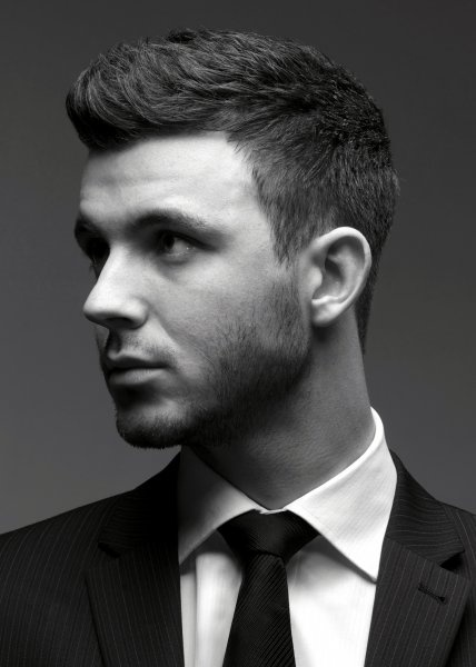 Classic Mens Hairstyles classic haircuts for men I Love Classic Mens Cuts