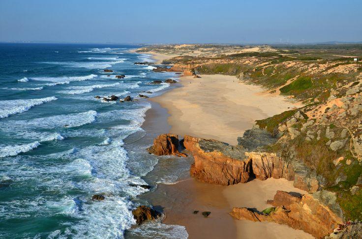 Porto Covo - Vincentina Route, Costa Vicentina, Rota Vincentina, Alentejo Region, Portugal
