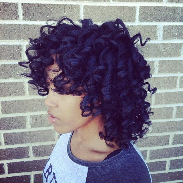 flexi rod styles on hair top 25 best flexi rods ideas on perm rods 7716