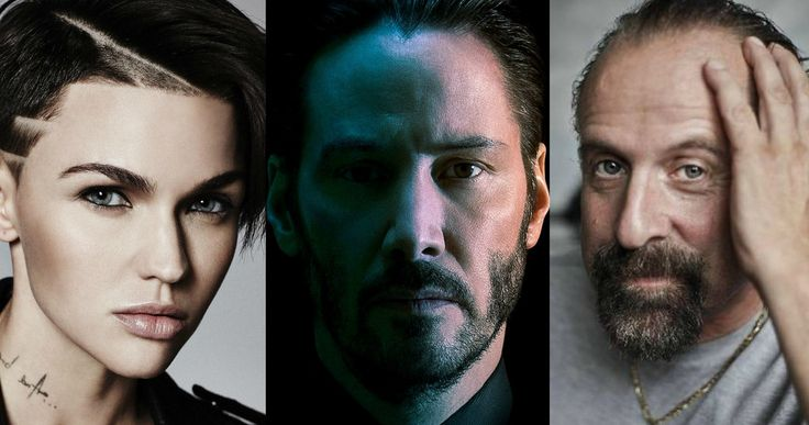 'John Wick 2' Gets Ruby Rose & Peter Stormare; 4 More Return -- 'John Wick' stars John Leguizamo, Bridget Moynahan, Tom Sadoski, and Lance Reddick are returning for 'John Wick 2', along with three new actors. -- http://movieweb.com/john-wick-2-cast-ruby-rose-peter-stormare/