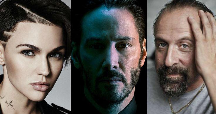 'John Wick 2' Gets Ruby Rose & Peter Stormare; 4 More Return -- 'John Wick' stars John Leguizamo, Bridget Moynahan, Tom Sadoski, and Lance Reddick are returning for 'John Wick 2', along with three new actors. -- http://movieweb.com/john-wick-2-cast-ruby-rose-peter-stormare/