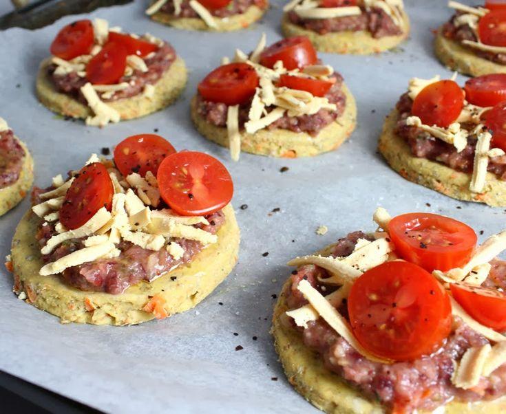 Oppskrift Minipizza Pizza Bønner Pizzafyll Vegansk Ost
