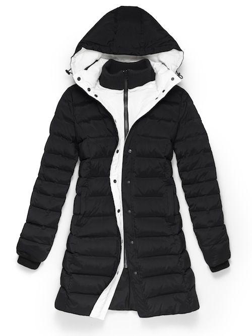 Theory x Uniqlo  Down Jacket via fashionista: Thanks to @Elizabeth Silbermann! #Down_Jacket #Theory #Uniqlo