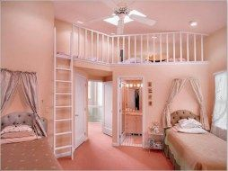 Cute Girl Bedroom Decoration Idea 19