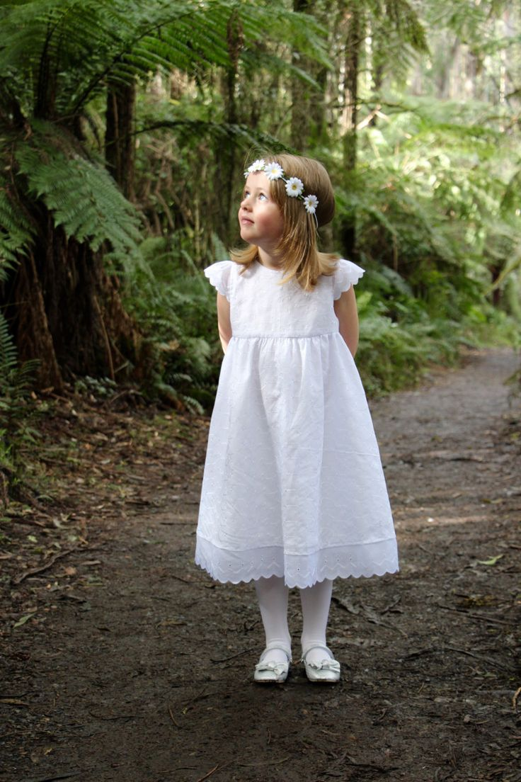 A personal favourite from my Etsy shop https://www.etsy.com/au/listing/475327289/bella-white-lined-broderie-anglaise