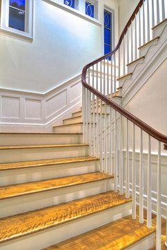 Via Lido Soud - traditional - staircase - los angeles - Mark Reuter