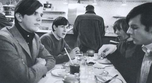 Gram Parsons 1965 Gram Parsons Amp Burrito Brothers