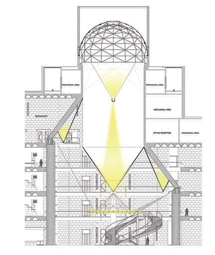 celestial light architecture diagram google search factory. Black Bedroom Furniture Sets. Home Design Ideas