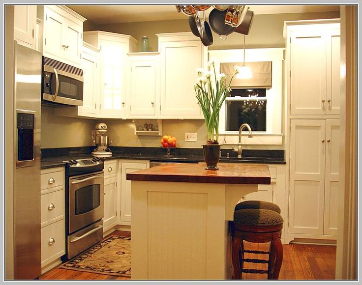 17 best ideas about narrow kitchen island on pinterest for Kitchen ideas long narrow