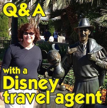 Q & A with a Disney travel agent - what it's like to work with an agent, who should get the Disney Dining Plan and some of her favorite things at Disney World