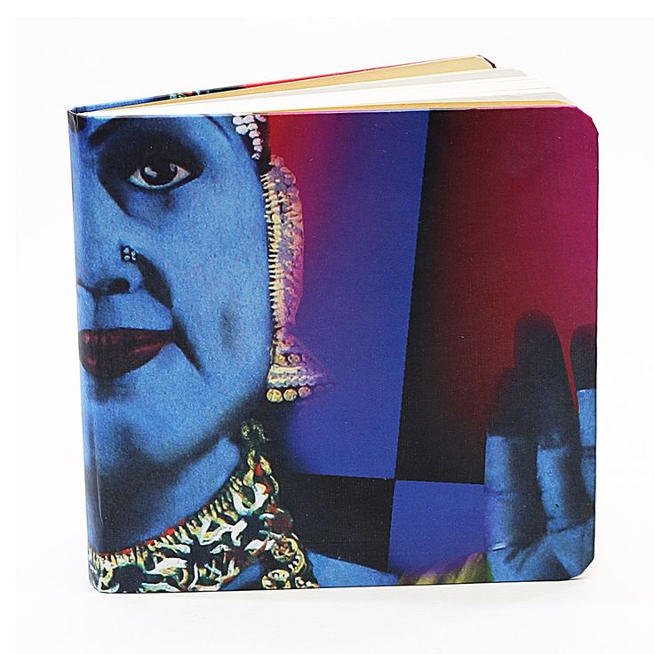 Divine Lord Vishnu Lined Notebook - BFLN4X4(A) - Note Books - Notebooks & Pads - Paper Products