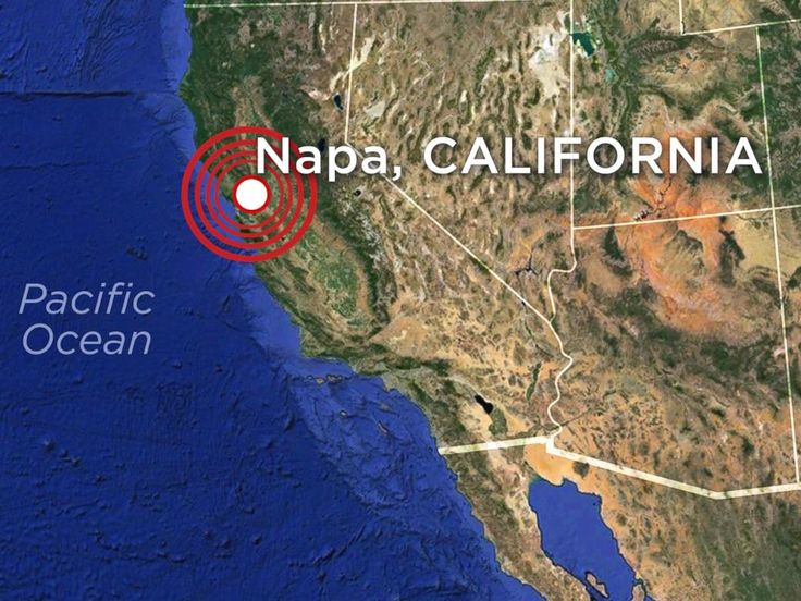 Northern California struck by earthquake Sunday, August 24, 2014 . Northern California Earthquake is area's strongest in 25 years | 120 injured, 3 critical after Napa, California Quake . [.WATCH VIDEO.]