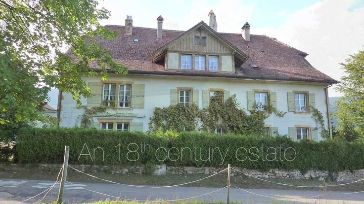 Houses for sale in Switzerland