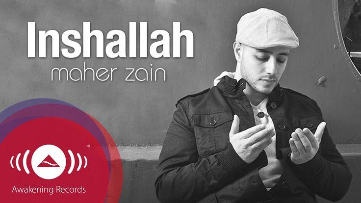 Maher Zain - Inshallah (English) | ماهر زين - إن شاء الله  | Vocals Only (Lyrics) - YouTube