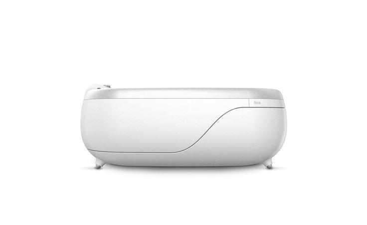 RLAX // Bath concept on Behance