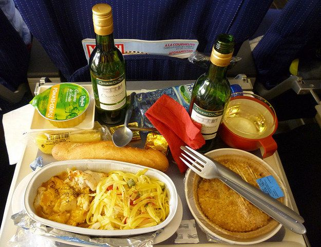 Air France | 18 Airline Foods From Around The World