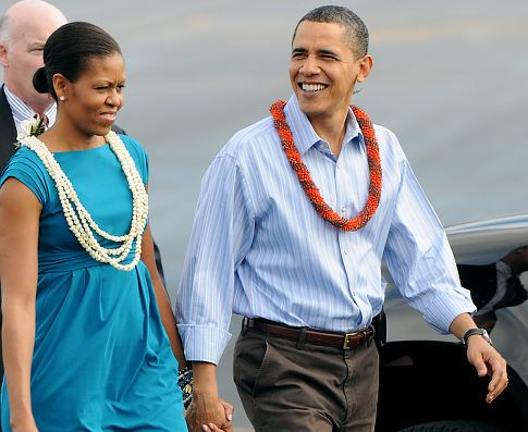Group sues for Obama vacation records, administration stonewalls. If I weren't paying so much in taxes so that these people can vacation in Hawaii, maybe I could afford to go there myself!
