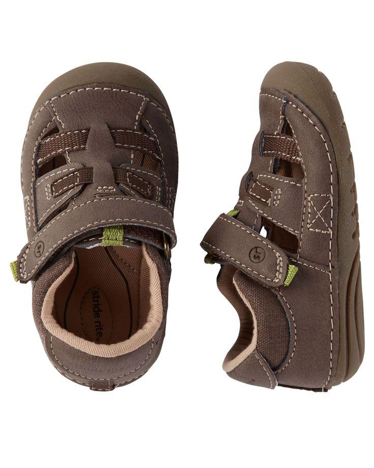 80c2d4cfda24bd ... Beach Sandals  Stride Rite Soft Motion Antonio Sandal good quality  5a61e 23362
