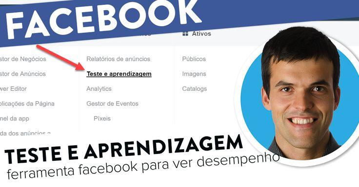 """Ferramenta Anúncios Facebook: """"Teste e aprendizagem"""". https://joaoalexandre.com/blogue/anuncios-facebook-teste-aprendizagem/"""