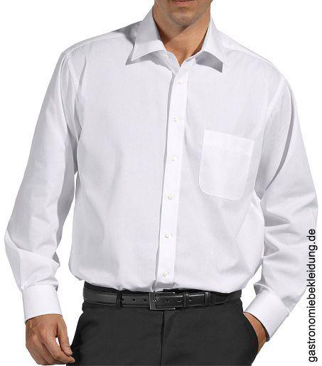 Kellnerhemden Hemden Kellnerhemd Berufsbekleidung