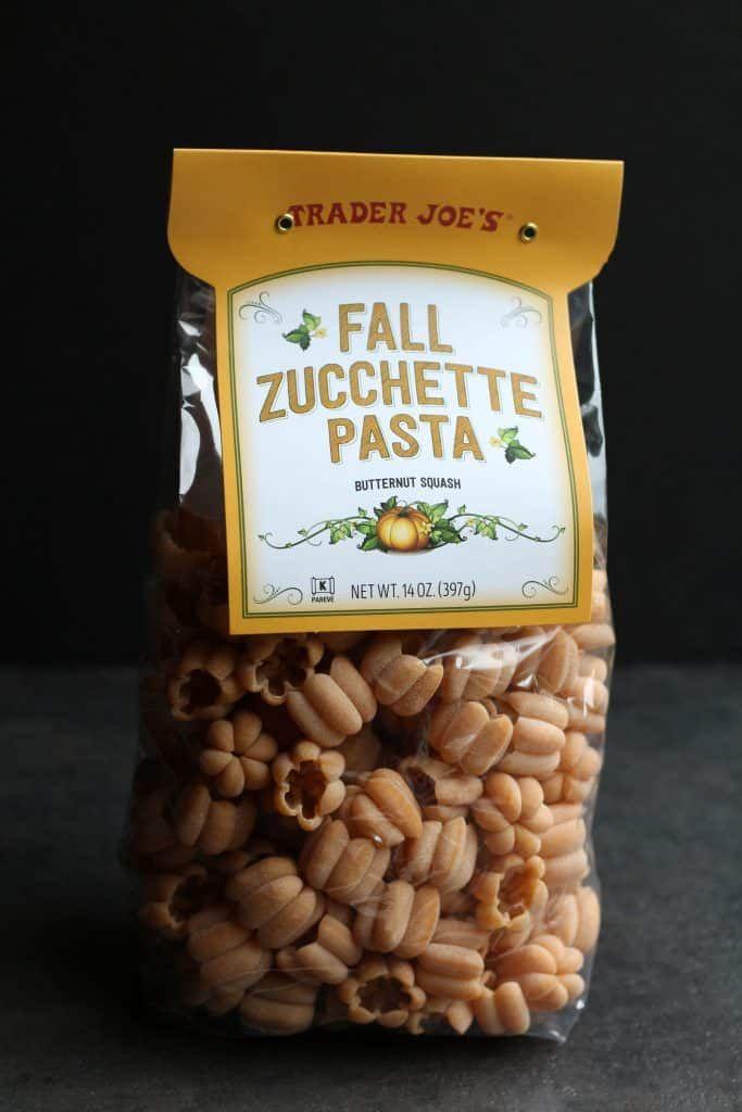 Trader Joe S Fall Zucchette Pasta Trader Joes Joes Pasta