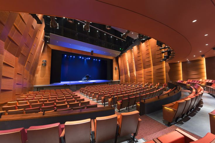 Gallery of The Marshall Family Performing Arts Center / Weiss/Manfredi - 12
