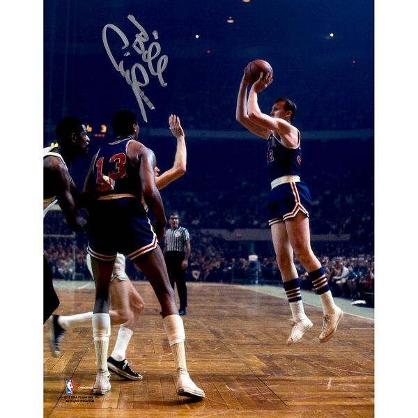 Billy Cunningham Philadelphia 76ers Fanatics Authentic Autographed 8'' x 10'' Shooting Photograph - $149.99