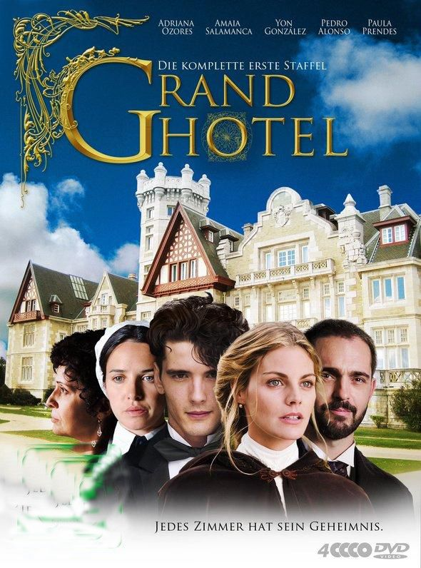 TrustMovies: Streaming guilty pleasure (& what a pleasure!), the smart 'n spicy Spanish series GRAND HOTEL