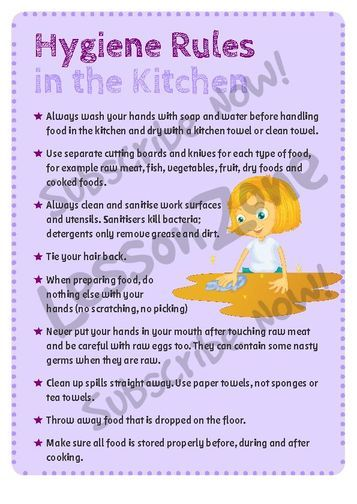 kitchen safety for kids - Bing images
