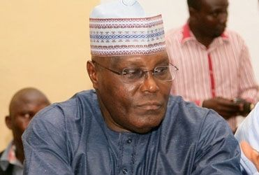 """Abuja – Former Vice-President Atiku Abubakar on Thursday said the north must stop the blame game over lack of tangible development in the region. Abubakar stated this in a paper titled; """"The Challenge of Unity, Diversity and National Development: Nigeria at Crossroads.'' He spoke at the public presentation of Daily Stream newspaper at the Banquet Hall, Nigeria Airforce Conference Centre, Kado..."""