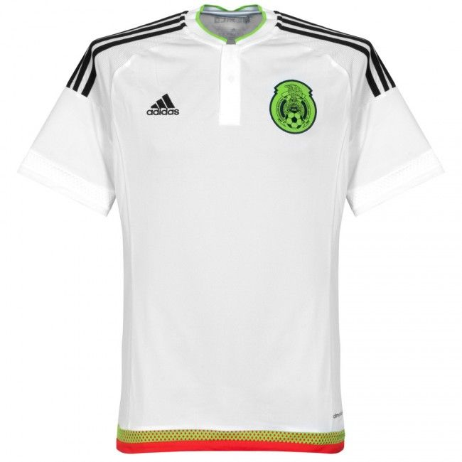 99a0b08f5f5 ... coupon for 14 chicharito g. dos santos 15 16 youth 2015 mexico white  away soccer