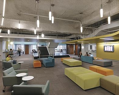 Alder School Of Professional Psychology Cannon Design Chicago Project Distinction Winner 2012 Education