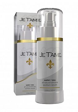 Swiss Navy All Natural - Waterbased Lube - 100ML - JTAN100ML