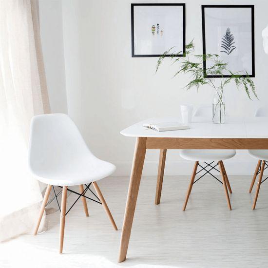 eames dsw wei - Fantastisch Tolles Dekoration Eames Chair Grau