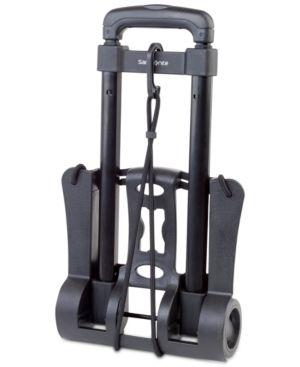 Samsonite Compact Folding Luggage Cart - Black