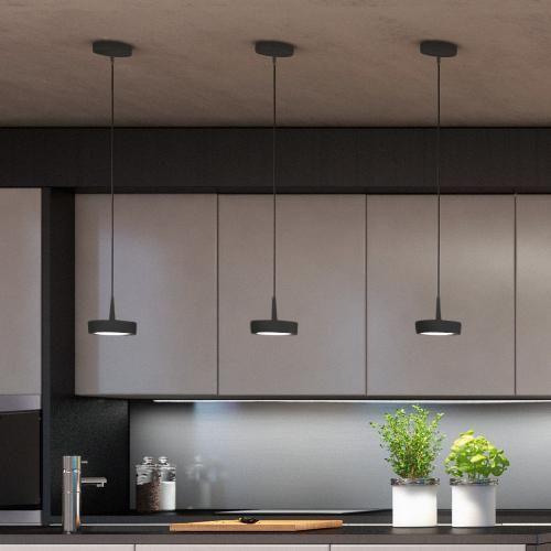 RIBAG ARVA LED Pendelleuchte 9-flammig  Pendelleuchte küche